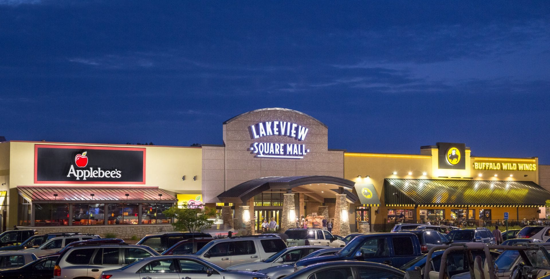 Lakeview Square Mall | GK Real Estate