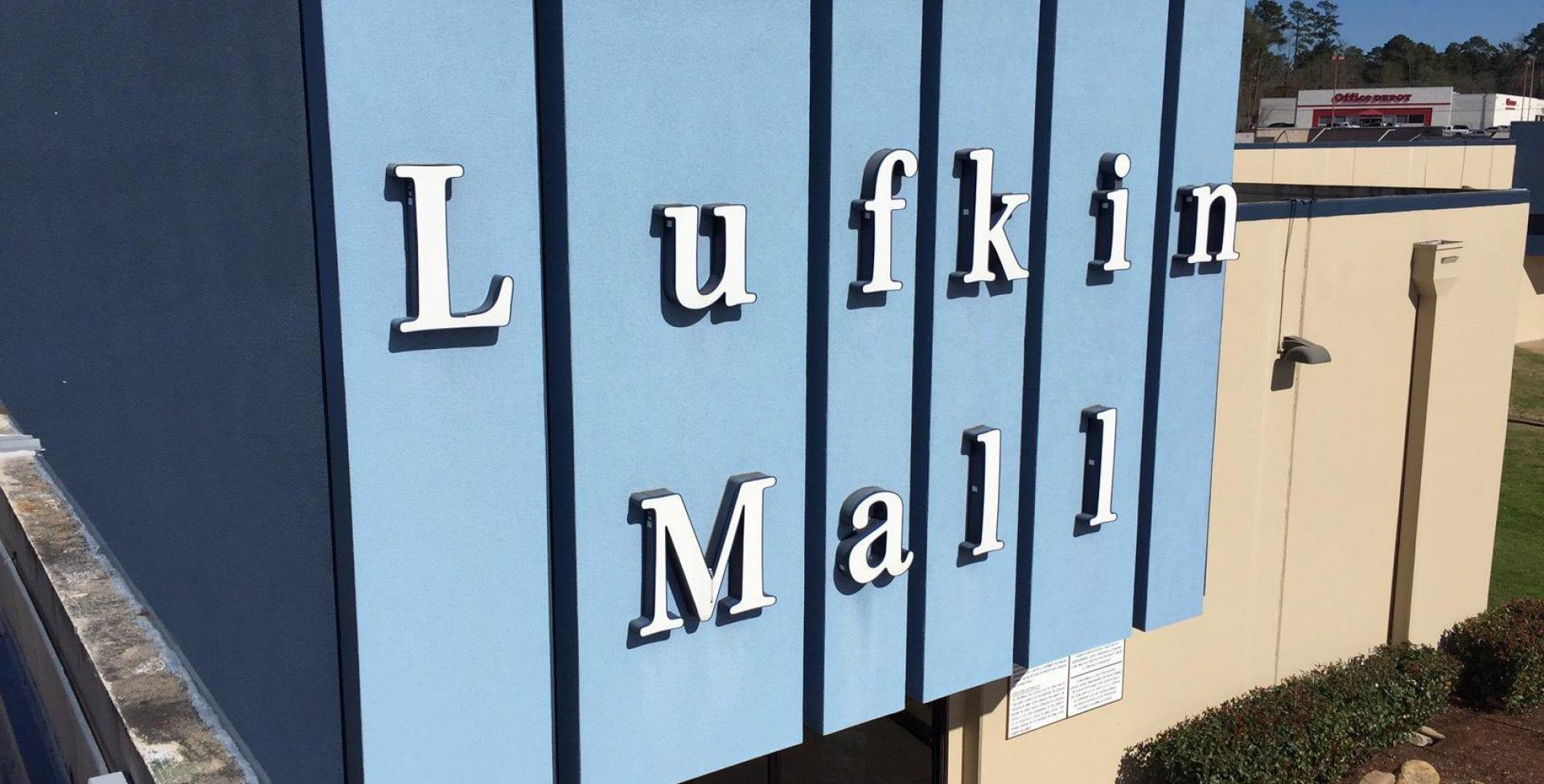 Lufkin Mall   GK Real Estate