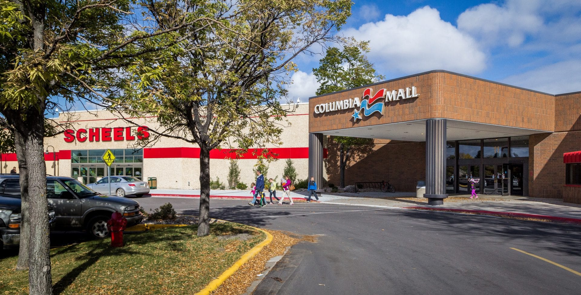 Columbia Mall | GK Real Estate
